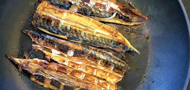 Fersk makrell