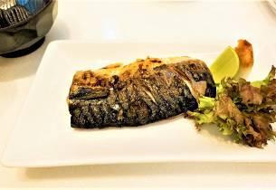 Helstekt makrell