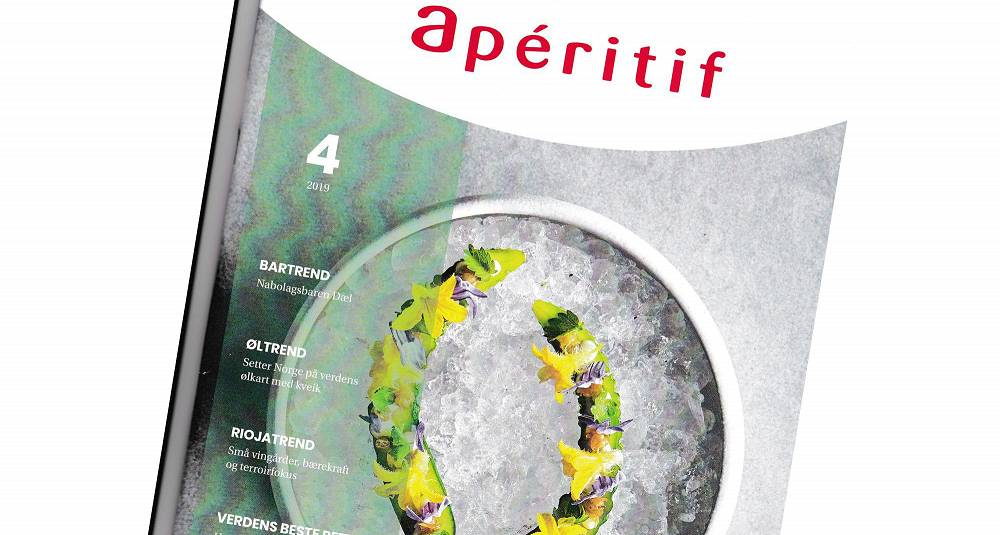 Nå kan du også lese det populære papirmagasinet Apéritif digitalt