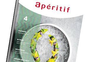 Les det populære papirmagasinet Apéritif digitalt