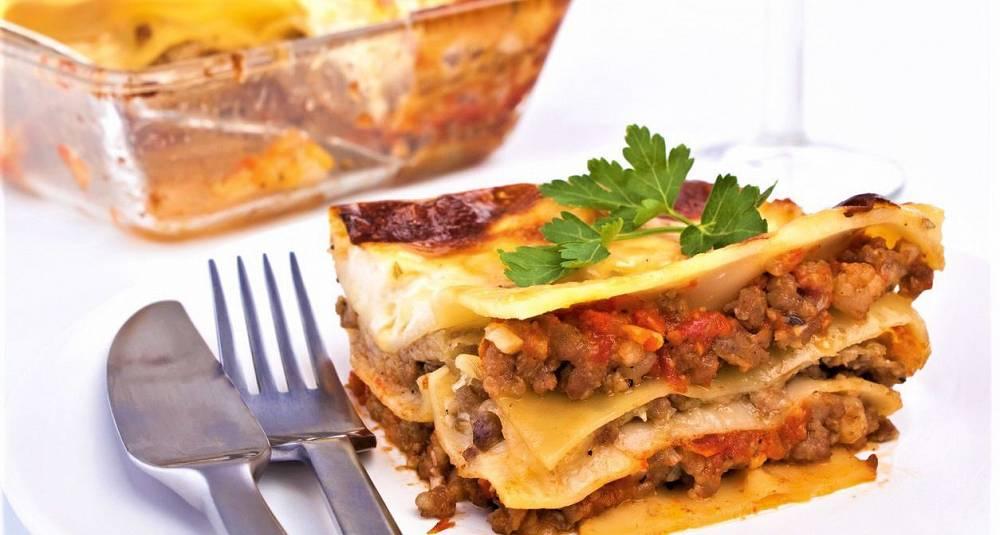Slik lager du lasagne på et øyeblikkk