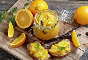 Slik lager du appelsinmarmelade