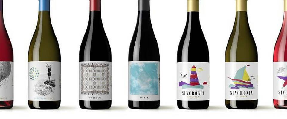 Fra ferieparadiset kommer stadig nye vinoverraskelser
