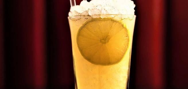 Louisiana whisky punsj drinkoppskrift