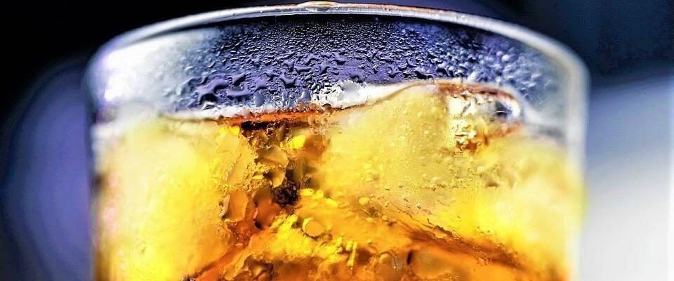 Whisky og cola kan smake riktig så spennende