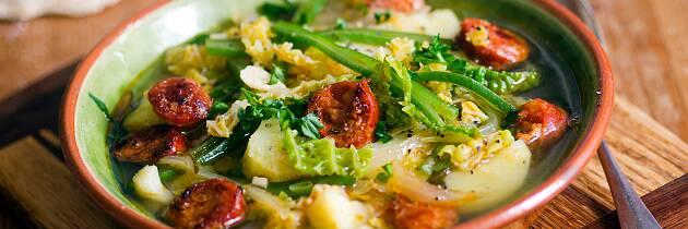 By på en velsmakende og næringsrik suppe - det vil du ikke angre på
