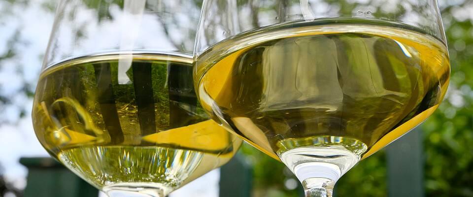 gemtlich-beim-heurigen-two-glass-off-white-wine-in-the-garden-vienna-picture-id1156721093.jpg