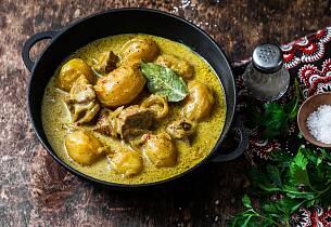 Bruk sesongens fantastiske lammekjøtt til å trylle frem en vidunderlig massaman curry