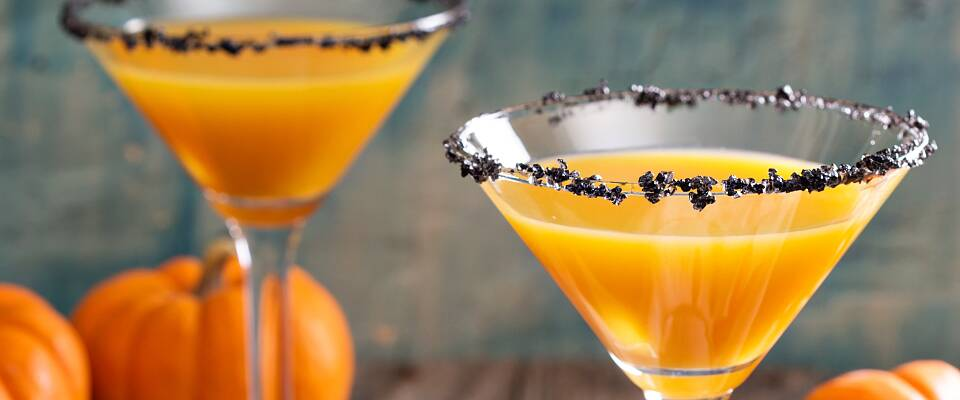 Har du gresskar i huset, spar litt til denne drinken