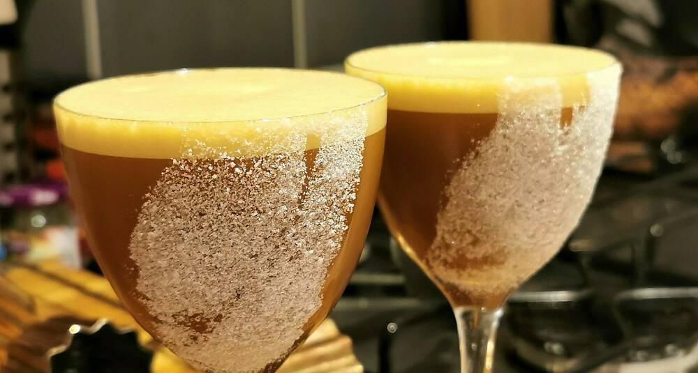 Prøv cocktail som dessert - denne er perfekt