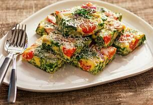Frittata - italiensk omelett