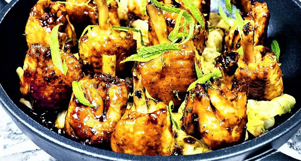 Hellstrøms kyllingvinger «Asian style»