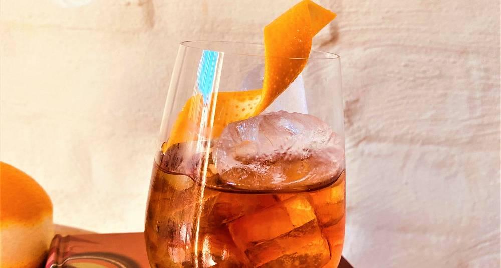 Negroni Spinosa drinkoppskrift