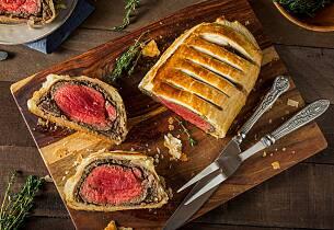 Klassisk Beef Wellington