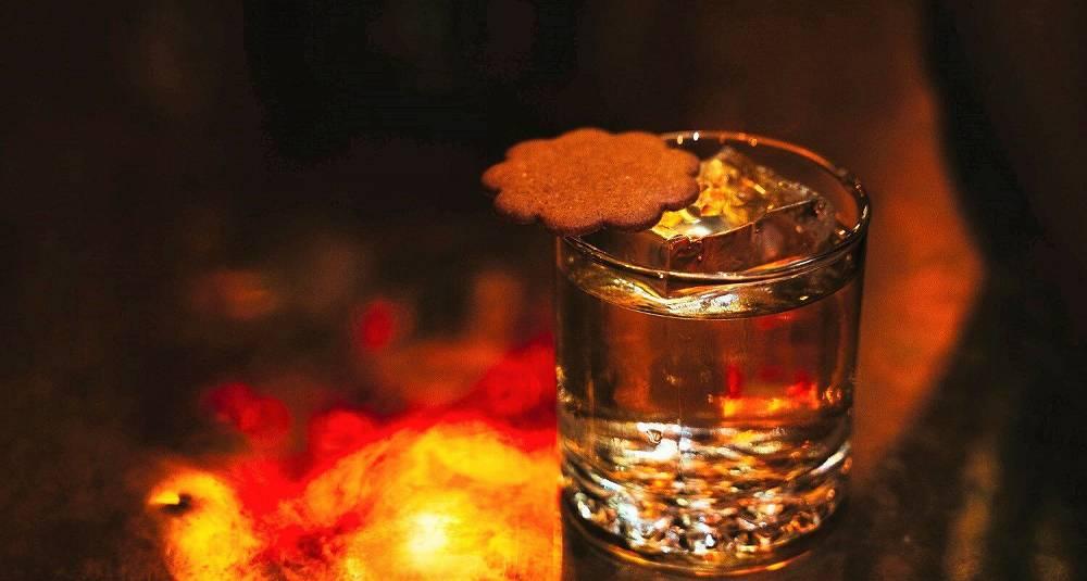 Pepperkake cocktail