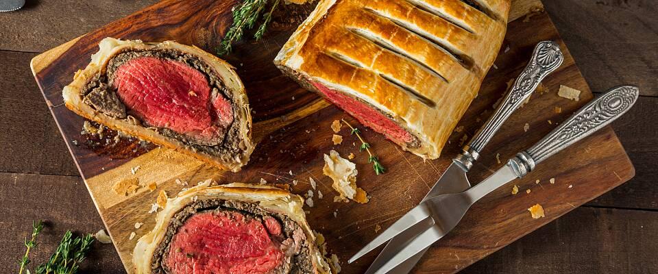 Når du virkelig skal imponere er det kun én ting som gjelder: Beef Wellington