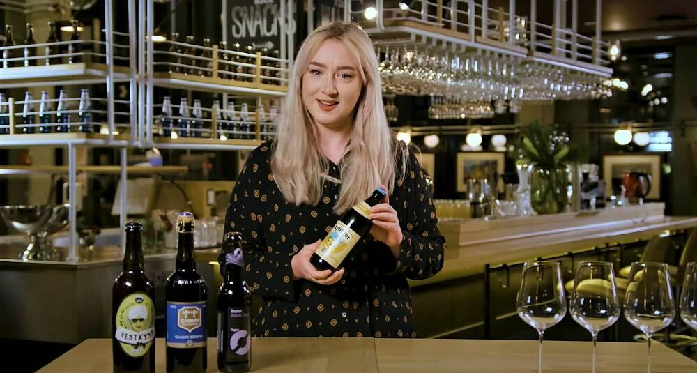 Smak og lær om fantastisk gode øl - Onlinekurs