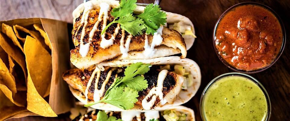Taco på tirsdag? Ja klart det - og den blir enda bedre med fisk