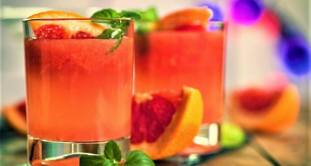 Mens vi venter på vårsola, bygger vi opp c-vitaminreservene med denne drinken