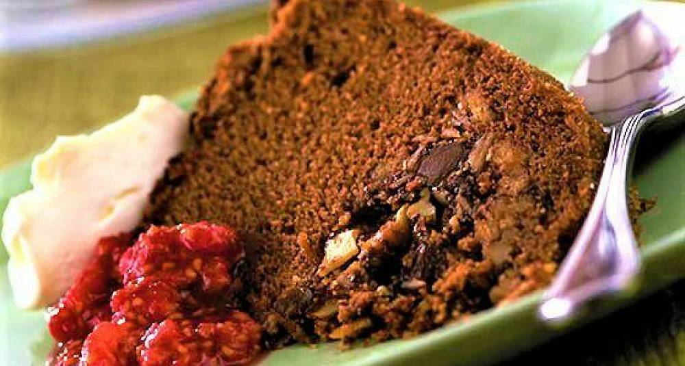 Amerikansk sjokoladekake