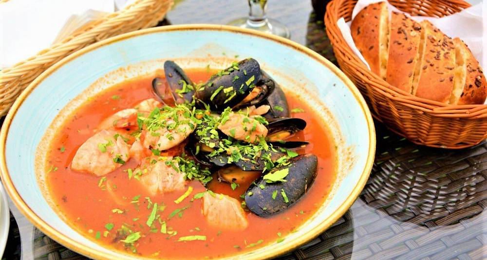 Fiskesuppe fra Provence