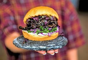 Suovas - reinskav - i brioche - burgerbrød
