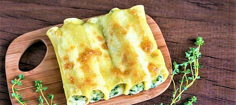 Denne lasagne-vrien lager du med torsk fra fryseren og et glass pesto