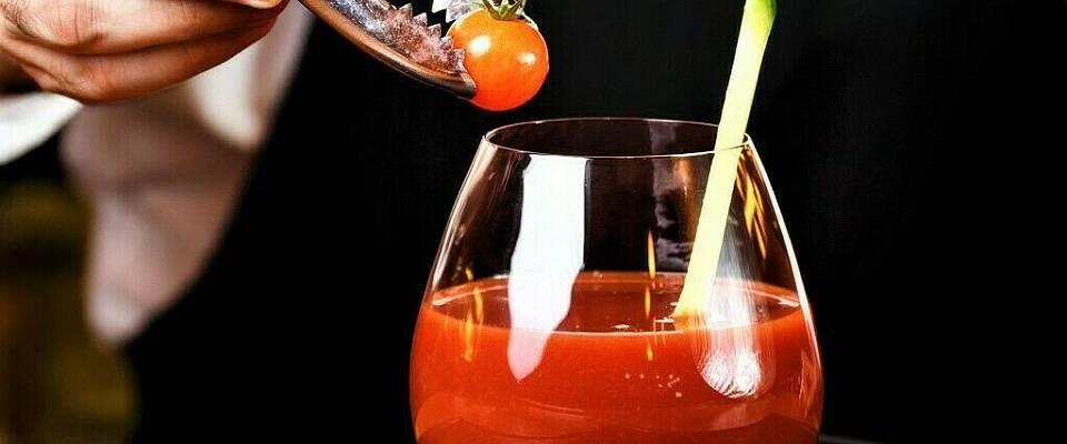 Server denne drinken til den som passer grillen, og det blir fart på sakene