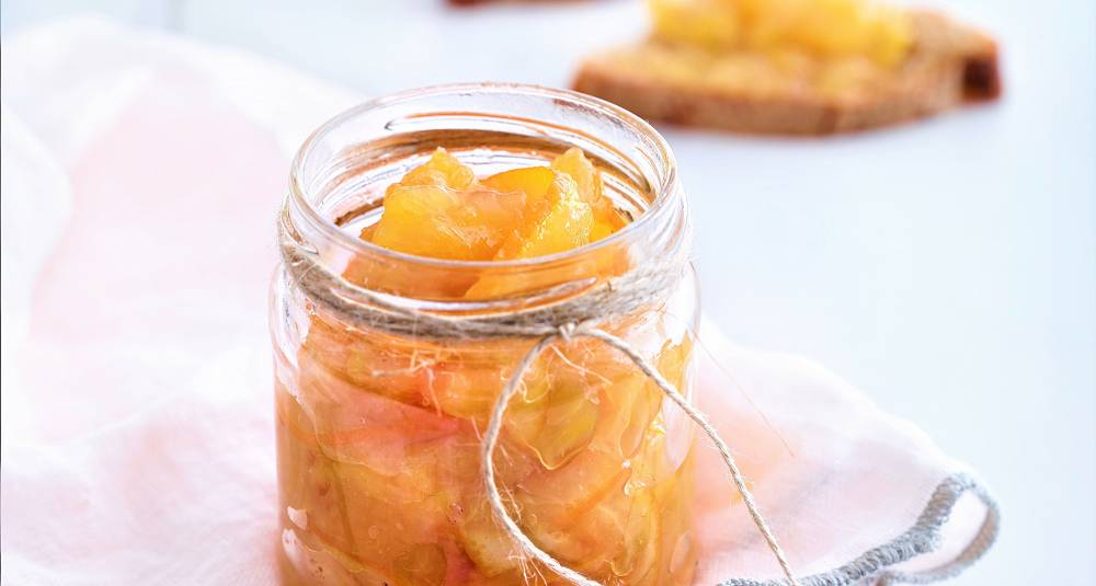 Appelsinmarmelade med Earl Grey