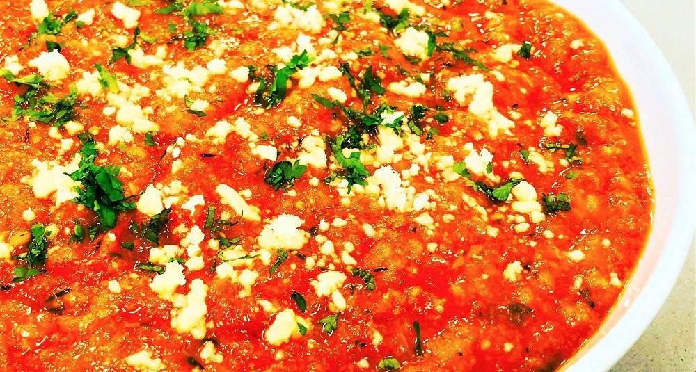 Pappa al pomodoro - italiensk brød- og tomatsuppe