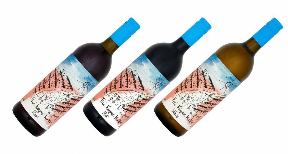 Disse vinene kan også nytes med klærne på