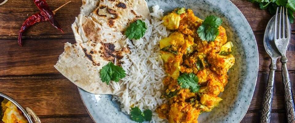 By på heftige og flerdimensjonale smaker med fiskecurry fra Sri Lanka