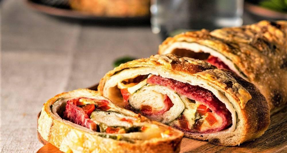 Stromboli pizzarull