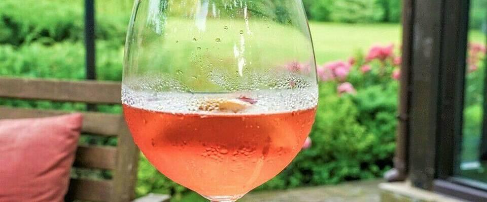 Denne rosa spritzen kan bli en ny favortt