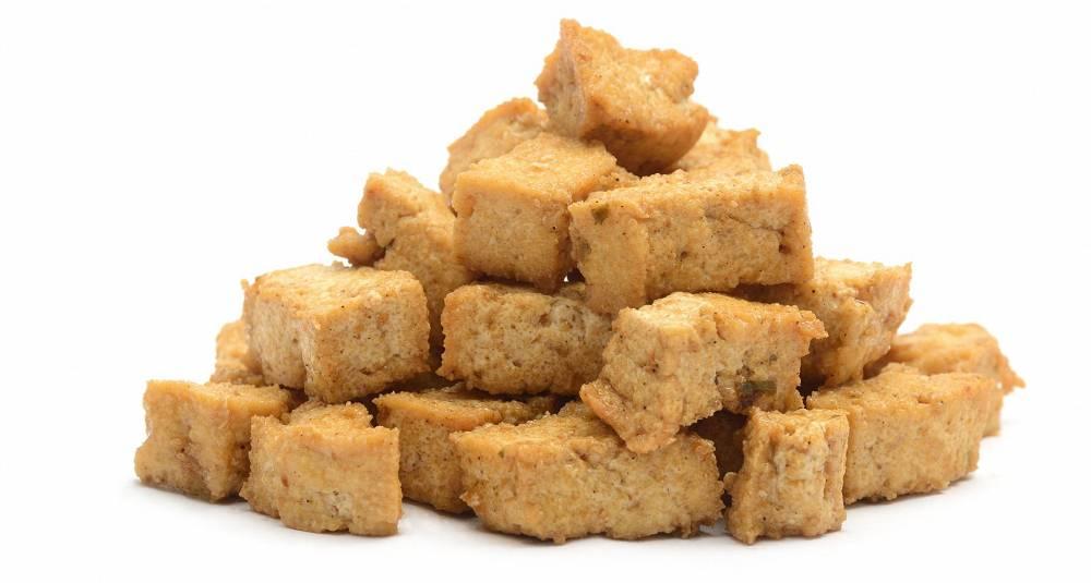 Marinert tofu