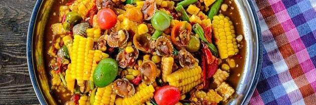 Denne smaksintense thaisalaten får garantert fart på smaksløkene