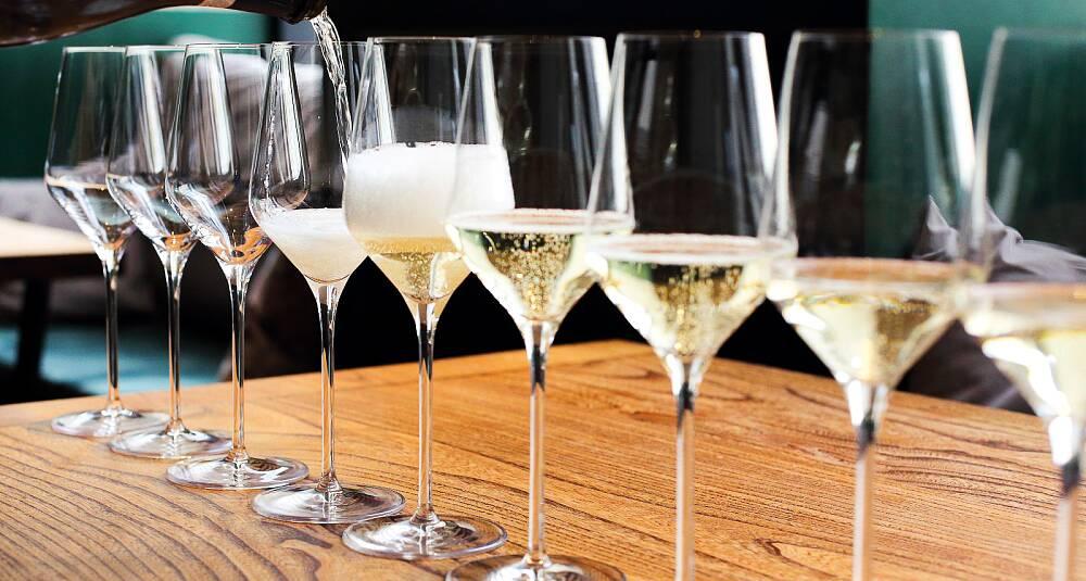 Smak 7 elegante viner fra England, deriblant en svært eksklusiv musserende fra 2010