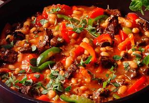 Chili con carne med hval