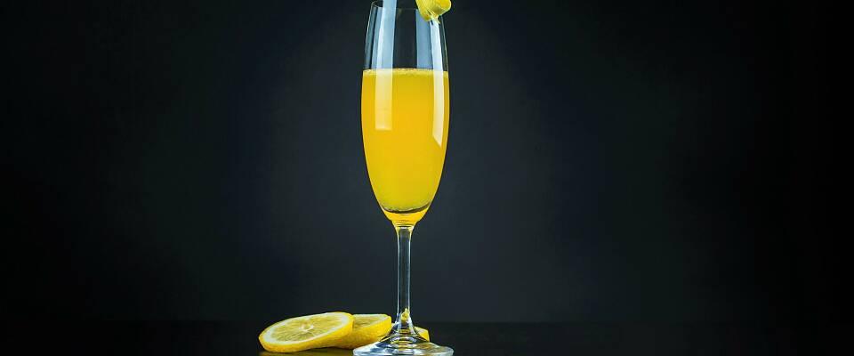 Når multer møter gin og champagne, kan det ikke bli annet enn veldig godt