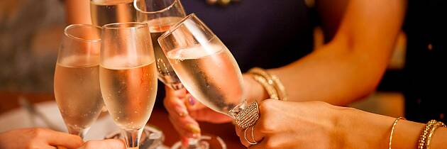 Lær forskjellen på champagne, cava og prosecco - og finn din favoritt