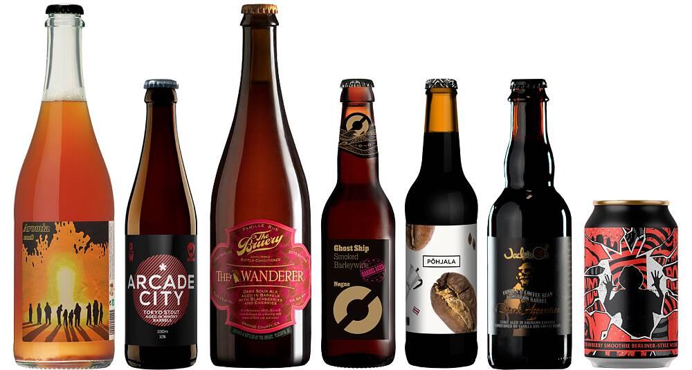 72 produkter testet: Rekordmye gode øl og sidere som dekker alle behov og smaker - også for den som bare kjøper vin