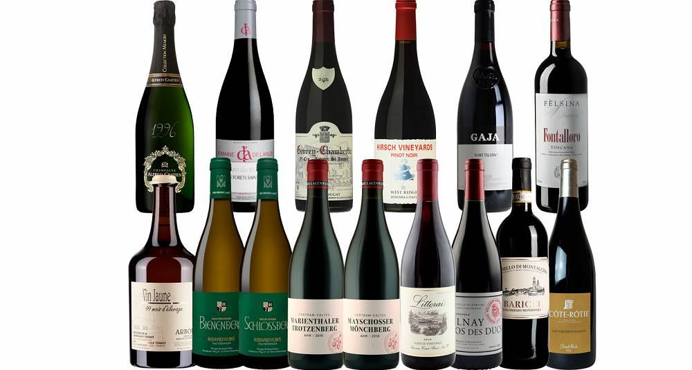 Nye musserende viner