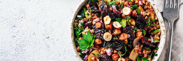 Grønnsaker på tallerkenen øker både næring, smak og humør