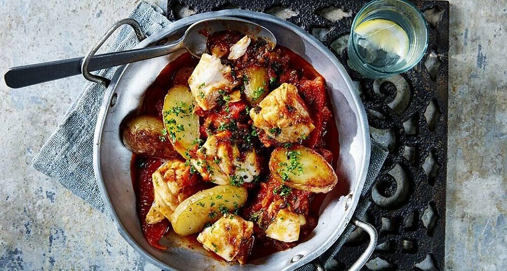 Slik får torskemiddagen fart på seg og smak av spansk tapas