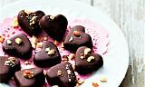 Disse sjokoladehjertene varmer godt selv om de ikke skal stekes