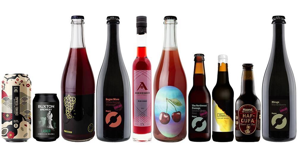 Nye mjød og fruktvin