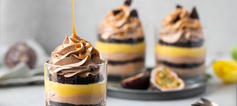 Med denne desserten får du dekket godtesuget  - og litt til