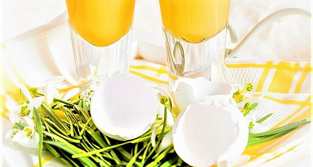 Oppskrifter på drinker med eggelikør