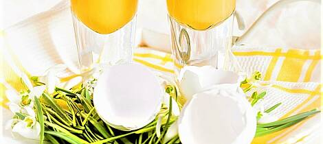 Se alt du kan lage av eggelikør