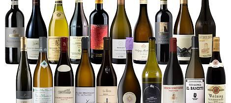 1125 viner testet blant marsnyhetene - velg fra øverste hylle